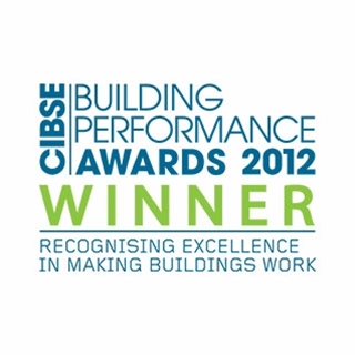 CIBSE – Building Performance Award for COOL-PHASE
