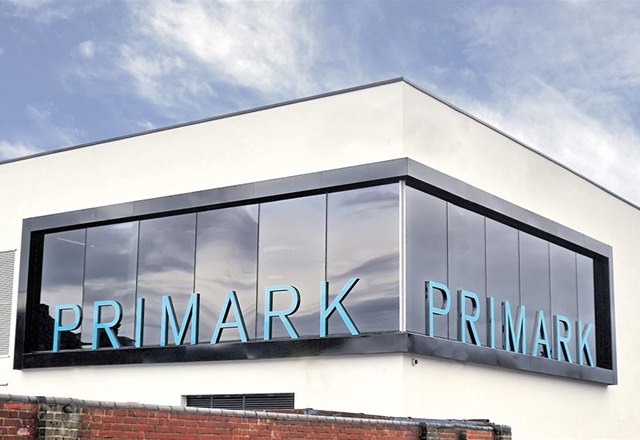 Primark - East Ham – Windcatchers, Sunpipes and Suncatchers