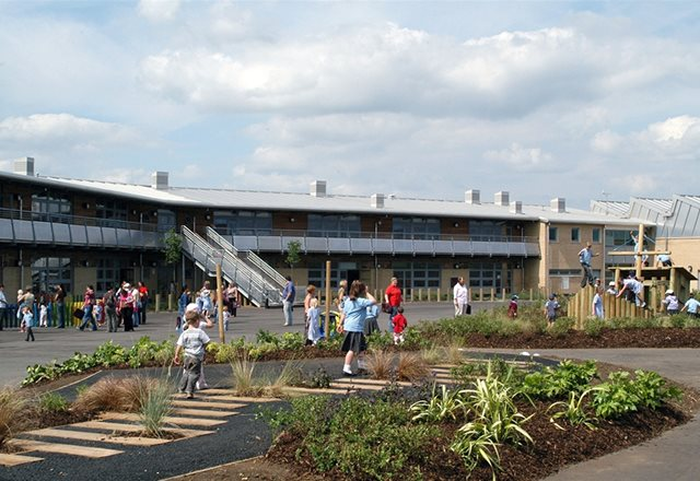 Oxley Park Combined School – Windcatchers