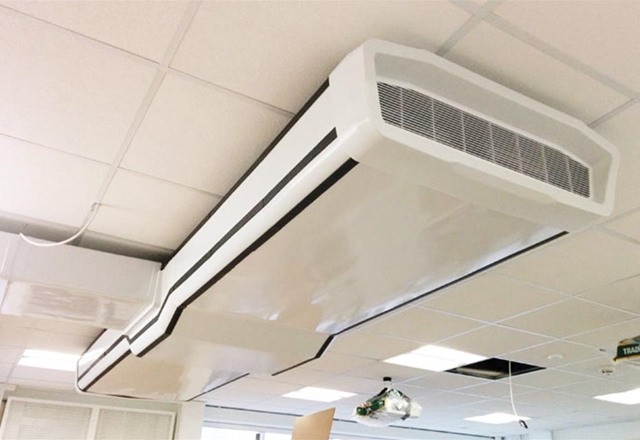 Low Energy Ventilation and Cooling – Anglia Ruskin University