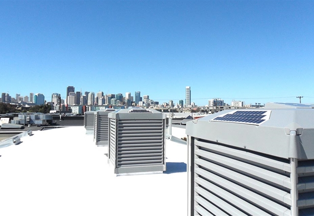 WINDCATCHER® in San Francisco!