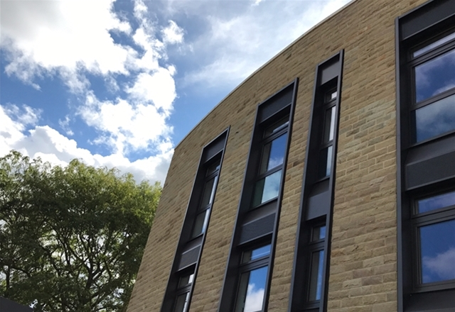 Monodraught COOL-PHASE® systems specified as part of Harrogate Civic Headquarters construction