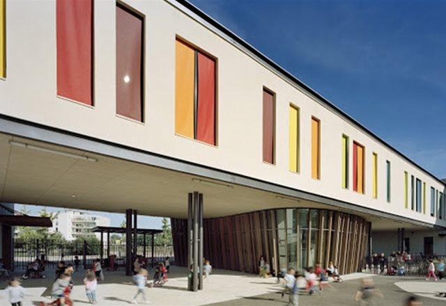 WINDCATCHER® X-Air and SUNCATCHER® Classic installed in award-winning French school building