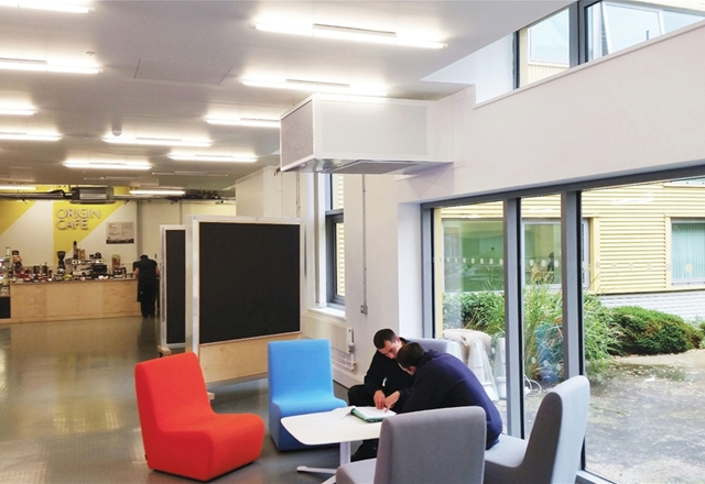 Hybrid ventilation for schools - Keep your CIBSE CPD knowledge fresh