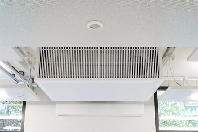 Classroom Ventilation Design ~ Mechanical ventilation heat recovery systems monodraught