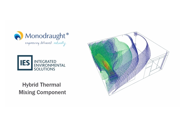New IES components released for Monodraught hybrid ventilation solution - Webinar recording now available
