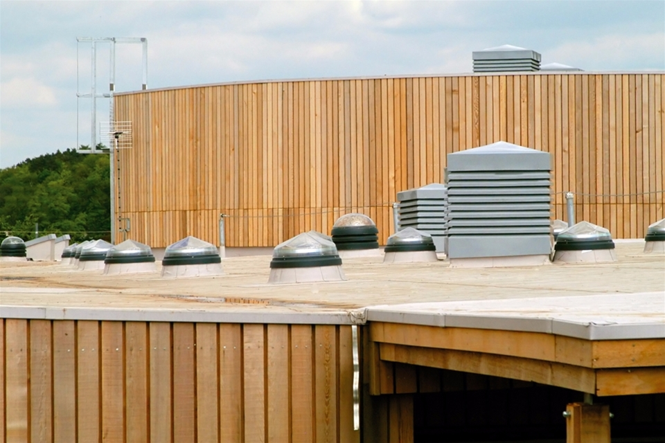 Cooling, Ventilation & Lighting: Monodraught CPDs now accredited by CIBSE