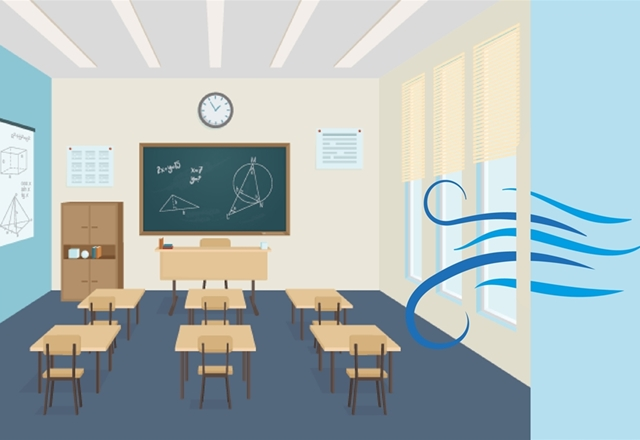 Top 3 benefits of installing high quality school ventilation