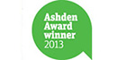 Ashden award winner 2013