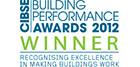 CIBSE Buidling Performance Winner 2012